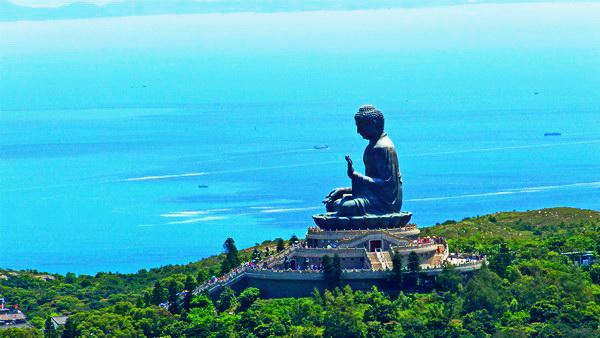 جزیره لانتائو هنگ کنگ
