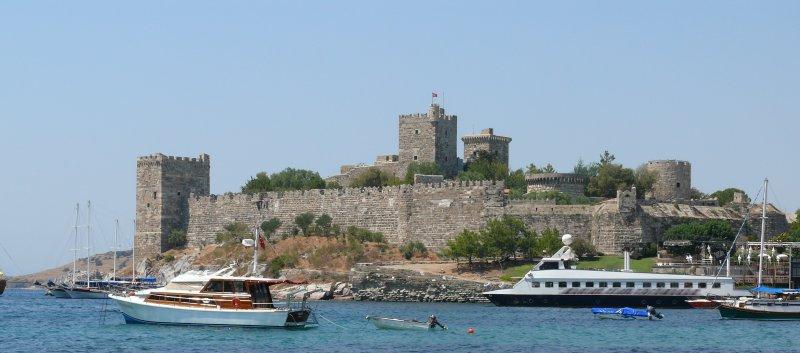 قلعه سنت پیتر (قلعه بدروم)