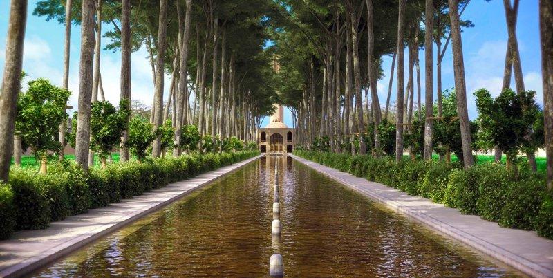 باغ دولت آباد